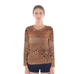 Circuit Board Women s Long Sleeve Tee by Jojostore