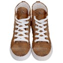 Circuit Board Women s Hi-Top Skate Sneakers View1