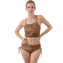 Circuit Board Mini Tank Bikini Set