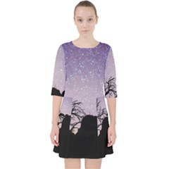 Arches National Park Night Pocket Dress
