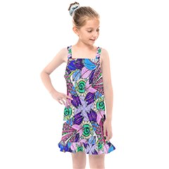 Wallpaper Created From Coloring Book Kids  Overall Dress by Jojostore