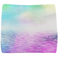 Background Art Abstract Watercolor Seat Cushion