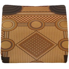 The Elaborate Floor Pattern Of The Sydney Queen Victoria Building Seat Cushion by Jojostore