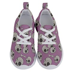 Halloween Skull Pattern Running Shoes