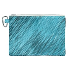 Banner Header Canvas Cosmetic Bag (xl)
