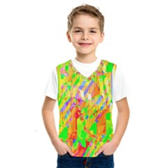 Cheerful Phantasmagoric Pattern Kids  Sportswear