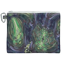 Backdrop Background Abstract Canvas Cosmetic Bag (xxl) by Jojostore