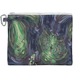 Backdrop Background Abstract Canvas Cosmetic Bag (xxxl) by Jojostore