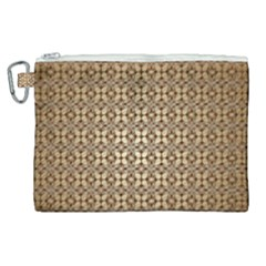 Background Seamless Repetition Canvas Cosmetic Bag (xl)