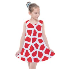 Animal Animalistic Pattern Kids  Summer Dress by Jojostore