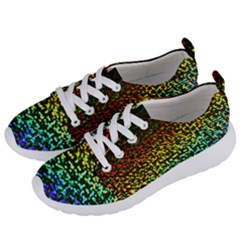 Construction Paper Iridescent Women s Lightweight Sports Shoes by Jojostore