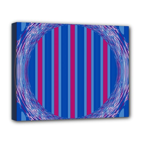 Digital Art Art Artwork Abstract Deluxe Canvas 20  X 16  (stretched)