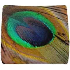 Bird Feather Background Nature Seat Cushion