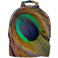 Bird Feather Background Nature Mini Full Print Backpack
