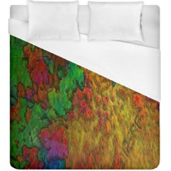 Background Color Template Abstract Duvet Cover (king Size) by Sapixe