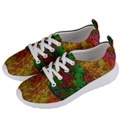 Background Color Template Abstract Women s Lightweight Sports Shoes by Sapixe