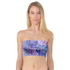 Background Art Abstract Watercolor Bandeau Top by Sapixe