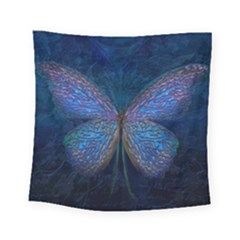 Butterfly Insect Nature Animal Square Tapestry (small)
