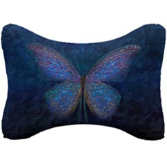 Butterfly Insect Nature Animal Seat Head Rest Cushion