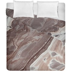 Mud Duvet Cover Double Side (california King Size) by WILLBIRDWELL
