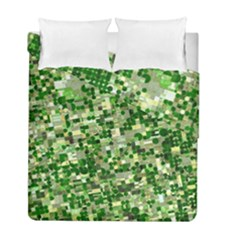 Crop Rotation Kansas Duvet Cover Double Side (full/ Double Size)
