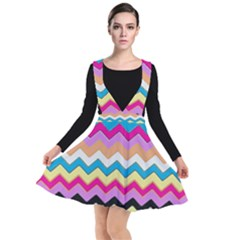 Chevrons Pattern Art Background Other Dresses