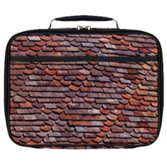 Roof Tiles On A Country House Full Print Lunch Bag by Jojostore