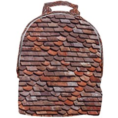 Roof Tiles On A Country House Mini Full Print Backpack by Jojostore