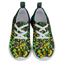 Construction Paper Iridescent Running Shoes