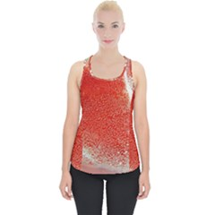 Red Pepper And Bubbles Piece Up Tank Top