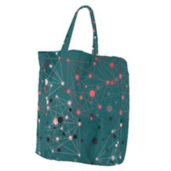 Pattern Seekers The Good The Bad And The Ugly Giant Grocery Tote