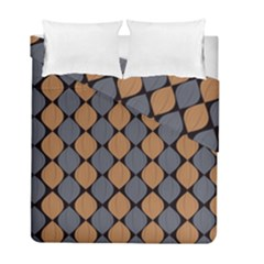 Abstract Seamless Pattern Duvet Cover Double Side (full/ Double Size) by Jojostore
