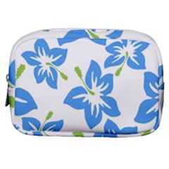 Hibiscus Wallpaper Flowers Floral Make Up Pouch (small)