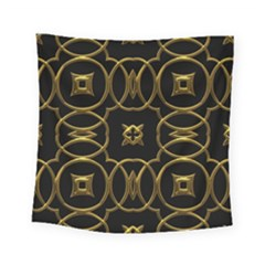 Seamless Pattern Abstract Square Tapestry (small)