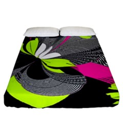 Nameless Fantasy Fitted Sheet (california King Size)