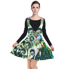 Dark Abstract Bubbles Other Dresses