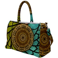 Kaleidoscope Dream Illusion Duffel Travel Bag by Jojostore
