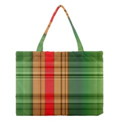 Seamless Pattern Design Tiling Medium Tote Bag by Sapixe