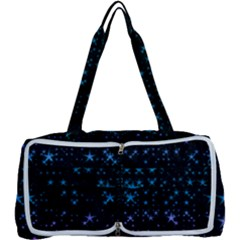 Stars Pattern Seamless Design Multi Function Bag