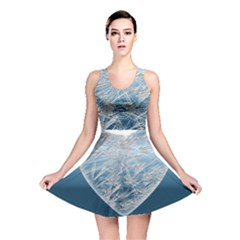 Frozen Heart Reversible Skater Dress