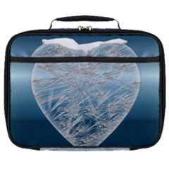 Frozen Heart Full Print Lunch Bag