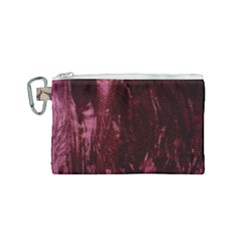Wordsworth Red Mix 2 Canvas Cosmetic Bag (small)