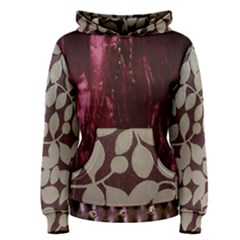 Wordsworth Red Mix 4 Women s Pullover Hoodie