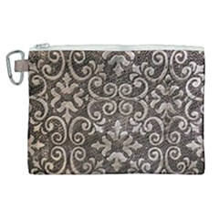 Wordsworth Grey Mix 3 Canvas Cosmetic Bag (xl)
