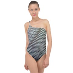 Blackwell Mix Classic One Shoulder Swimsuit