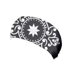 Table Pull Out Computer Graphics Yoga Headband