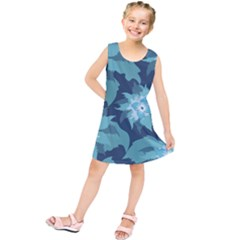 Graphic Design Wallpaper Abstract Kids  Tunic Dress