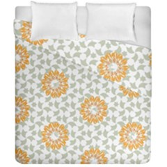 Stamping Pattern Fashion Background Duvet Cover Double Side (california King Size) by Sapixe