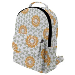 Stamping Pattern Fashion Background Flap Pocket Backpack (small) by Sapixe