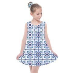 Precious Glamorous Creative Clever Kids  Summer Dress by Sapixe